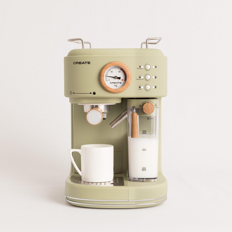THERA MATT PRO - 20bar semi-automatic espresso machine, imagen de galería 1
