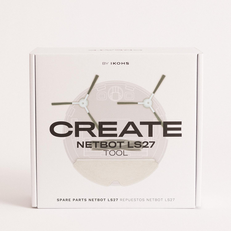 Spare parts for Netbot LS27, imagen de galería 1
