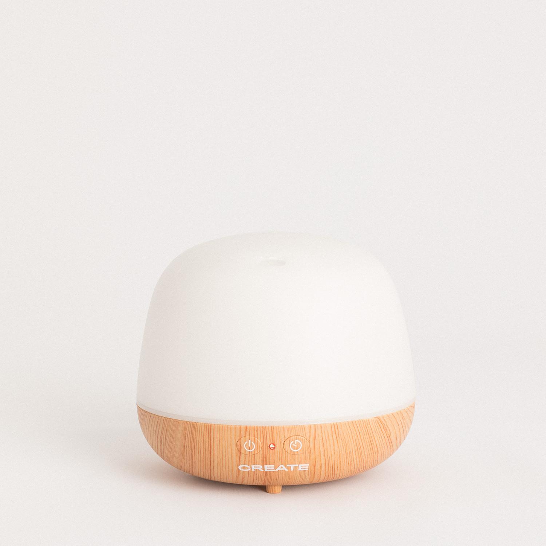 AROMA STUDIO XL - Difusor de aromas humidificador 700ml y lámpara de luces LED, imagen de galería 1