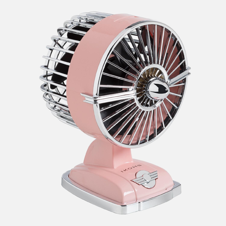 RETRO JET FAN MINI - Ventilador Difusor de Aromas USB, imagen de galería 1