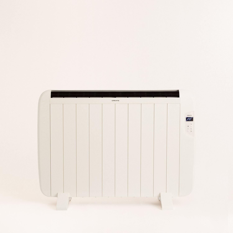 WARM SLIM 1500W Wifi - Emisor radiador térmico, imagen de galería 1