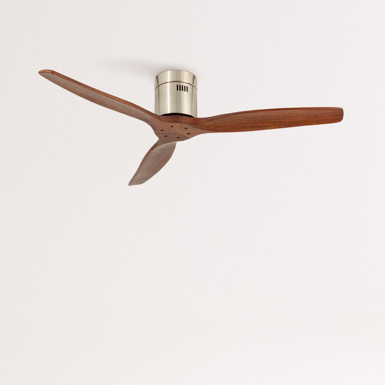 AIRCALM DC - Ventilador Techo Función Invierno - Verano Ultrasilencioso , imagen de galería 1
