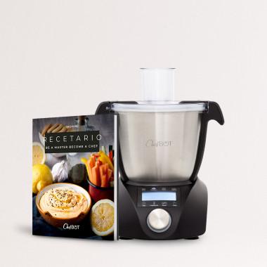 Comprar CHEFBOT COMPACT + Recetario - Robot Inteligente de Cocina