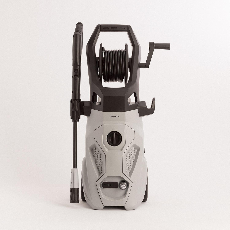 JET WASHER - Hidrolimpiadora de Alta Presión 2200W para exteriores y vehículos, imagen de galería 1