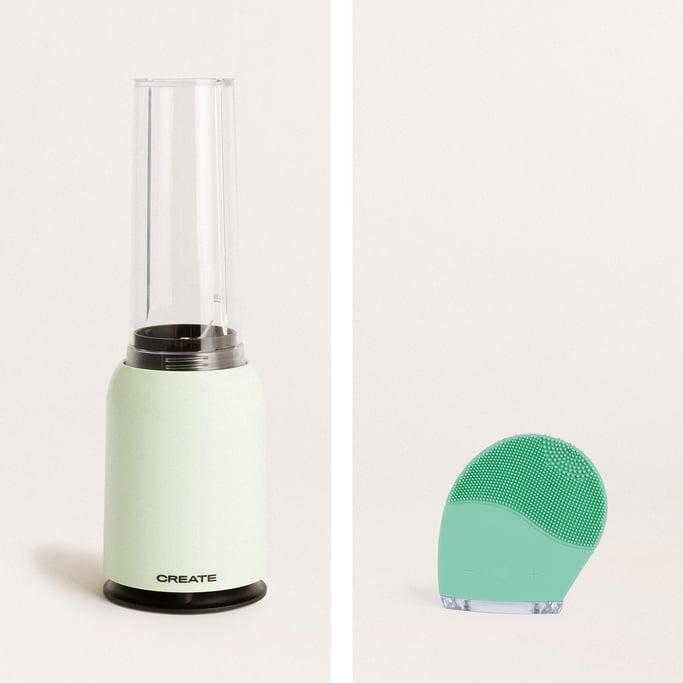 Pack - FACE WAVE Cepillo Facial + MOI SLIM Batidora con vaso, imagen de galería 1019481