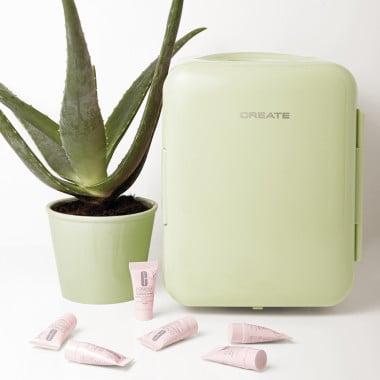 Comprar PACK CREATE & CLINIQUE - FRIDGE MINI BOX Mini Nevera para cosméticos + MOISTURE SURGE 100H de Clinique