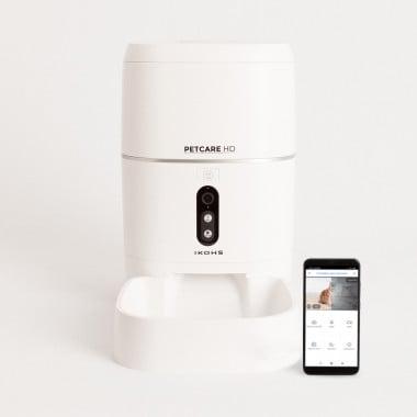 Comprar PETCARE HD - Comedero Dispensador Inteligente Automático para mascotas