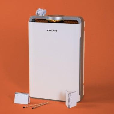 Comprar AIR PURE ADVANCE - Purificador de aire de 8 etapas con HEPA H13 y WiFi