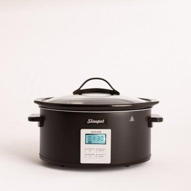 Comprar SLOWPOT CHEF - Olla de cocción lenta eléctrica 5,5L