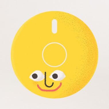 Comprar Vinilo CREATURE + Stickers para NETBOT LS23 y LS23 Endurance - Robot Apsirador Láser Inteligente