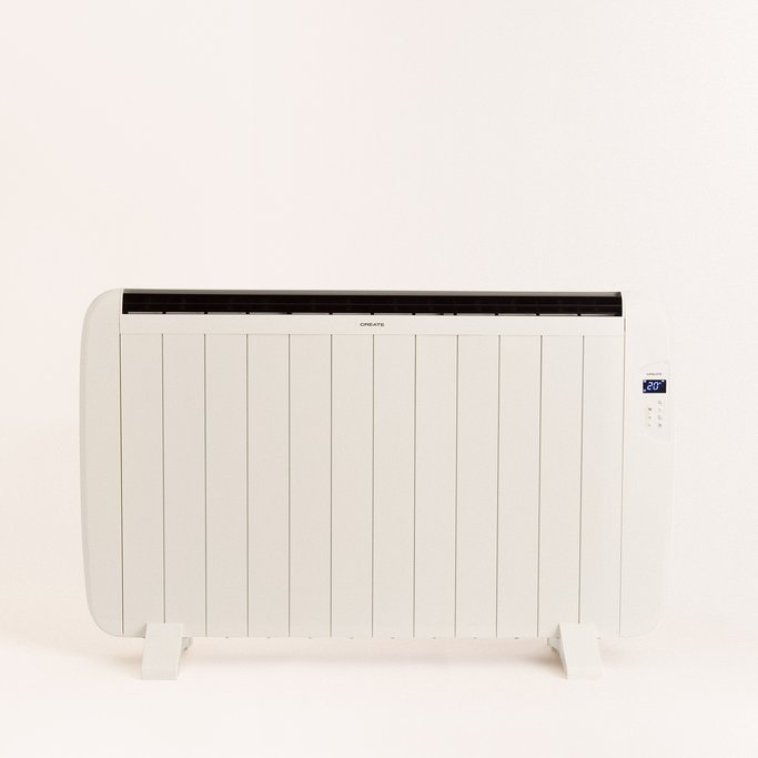 WARM SLIM 2000W Wifi - Emisor radiador térmico, imagen de galería 1