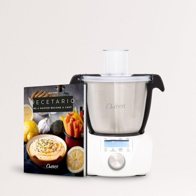 CHEFBOT COMPACT + Recetario - Robot Inteligente de Cocina, imagen de galería 1