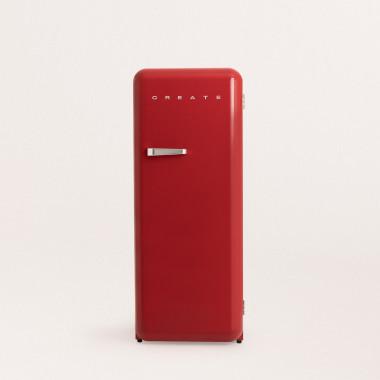 Acheter RETRO FRIDGE 150 SILVER - Réfrigérateur