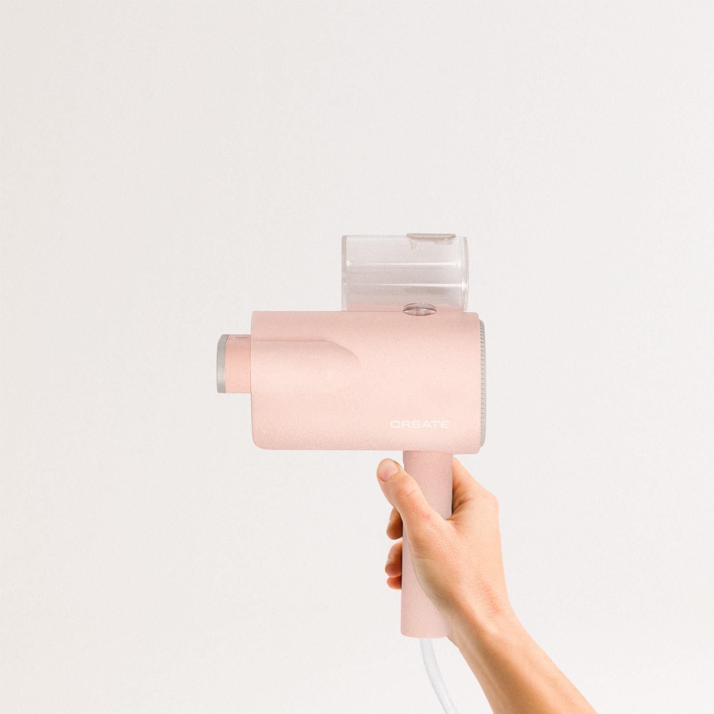 STRAVEL - Ferro da stiro a vapore verticale portatile, imagen de galería 1