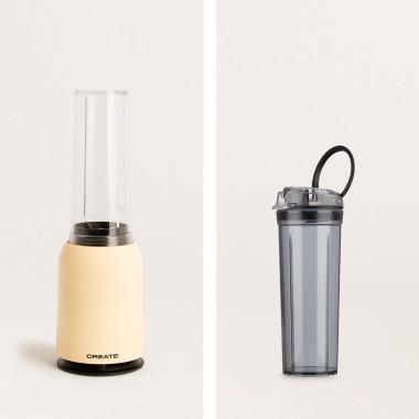 Acquista Frullatore MOI + 1 Bicchiere portatile EXTRA