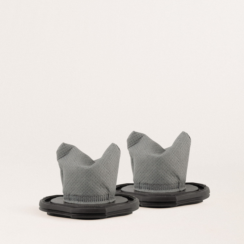 SET di 2 FILTRI IN TESSUTO per PIRAH - Aspirapolvere a mano di ricambio, imagen de galería 1042133