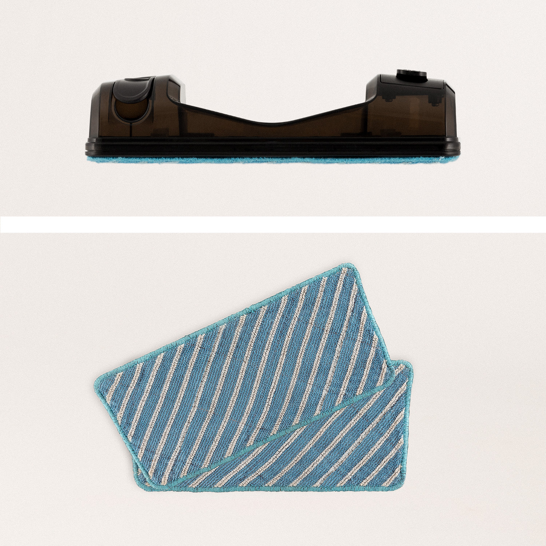 Accessorio lavapavimenti - Aspirapolvere ORAH ADVANCE/PLUS + 2 Panni , imagen de galería 1042408