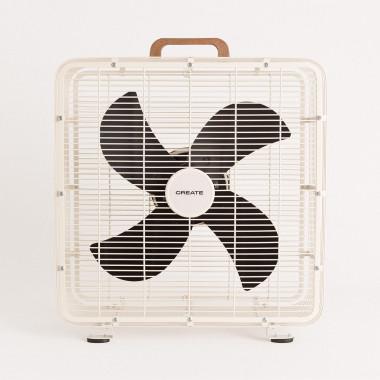 Acquista AIR FLOOR BOX - Ventilatore da pavimento in stile industriale 90W