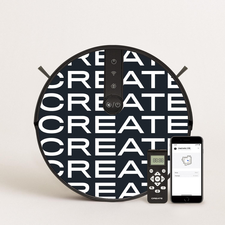 PACK Netbot S18 + Vinile CREATE, imagen de galería 1