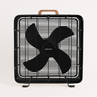 Buy AIR FLOOR BOX - 90W Industrial Style Floor Fan