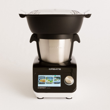 Buy CHEFBOT TOUCH - Smart Kitchen Robot with Steam Basket