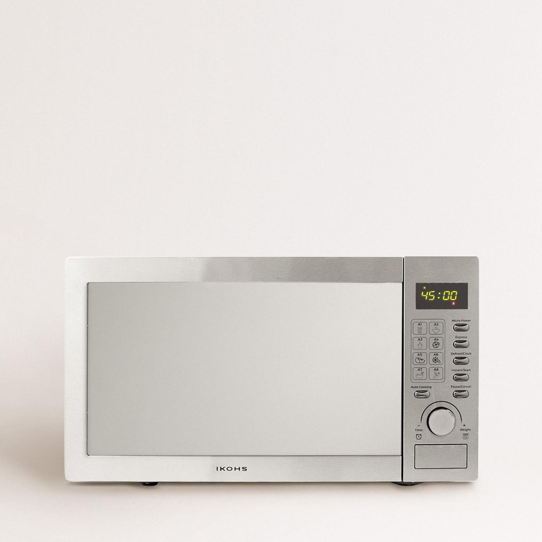 Microwave oven - HW800S 23L Silver, imagen de galería 1