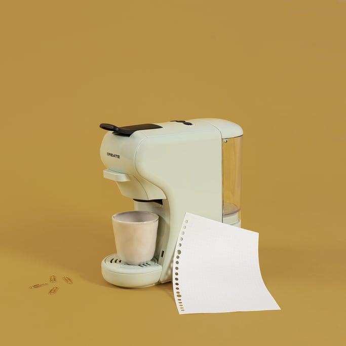 POTTS STYLANCE - Multi-capsule Espresso Coffee Machine , imagen de galería 1
