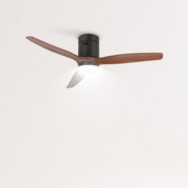 Buy LIGHTCALM BLACK - Ceiling fan 40W DC Reverse with Light