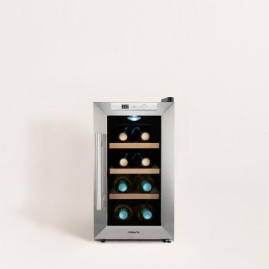 Buy WINECOOLER WOOD S - Wine cooler for 8 bottles