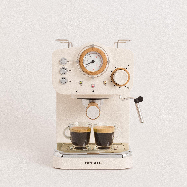 THERA MATT RETRO - Espress coffee maker, imagen de galería 1