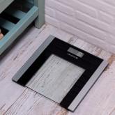 Bathroom Scale [Battery free] (YSHM YHB1710GP-BK)