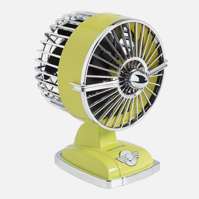 RETRO JET FAN MINI - USB Aromas Diffuser Fan, imagen de galería 1