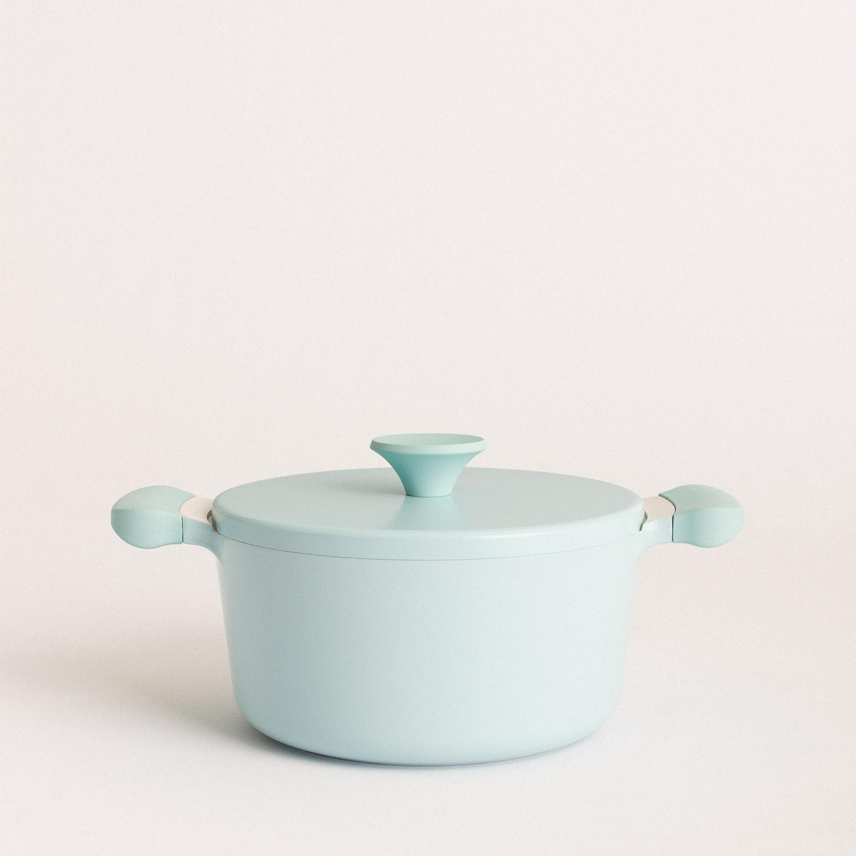 UMA - Ø24 cm cast aluminium pot with bakelite handle, imagen de galería 1