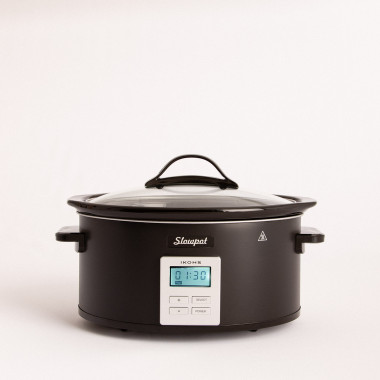 Buy SLOWPOT CHEF - 5.5L Electric Slow Cooker