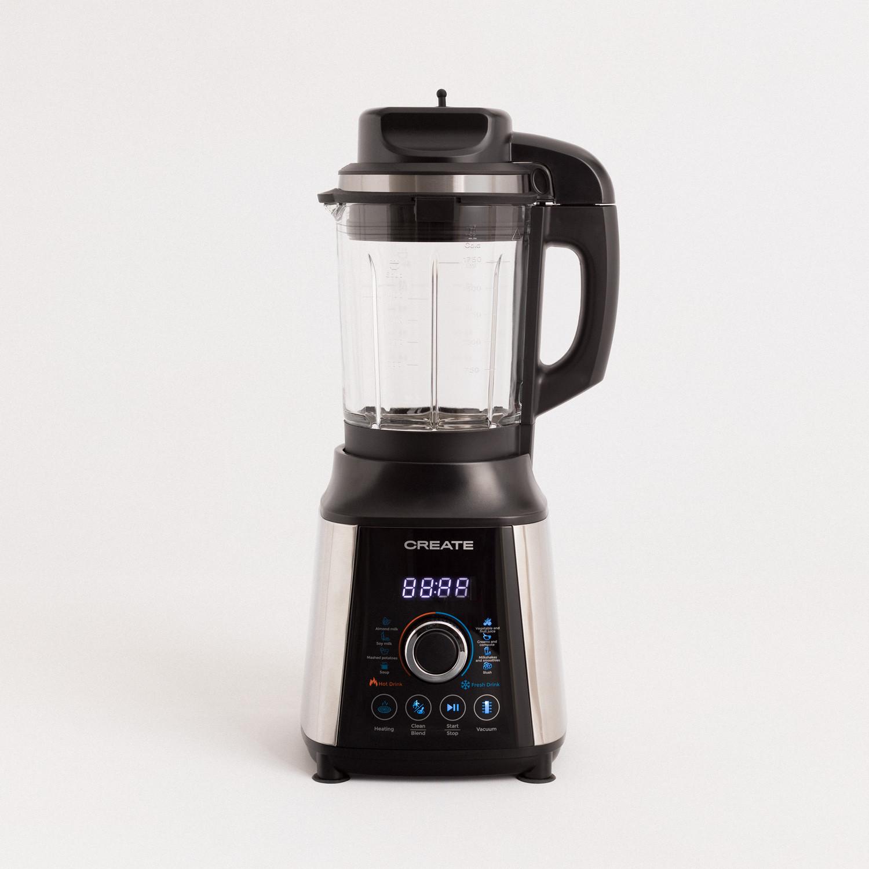 CHEF VACUUM - Jug-heating blender with vacuum function, imagen de galería 1