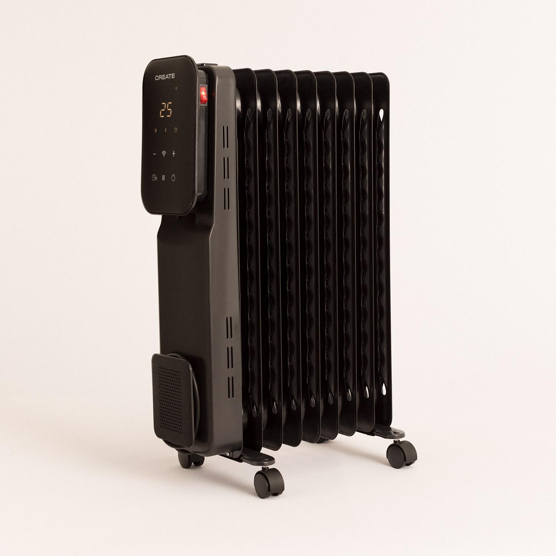 WARM CONNECT 2000W - Oil Radiator with Wifi, imagen de galería 1