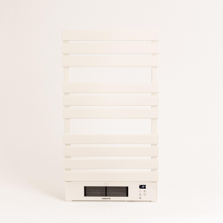 WARM TOWEL PRO - Towel rack Wifi with ceramic heater, imagen de galería 1