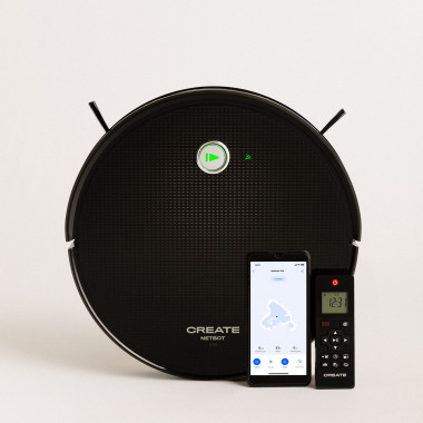 Buy NETBOT S15 2.0 - Smart Vacuum Cleaning Robot NEW APP - 1500 Pa