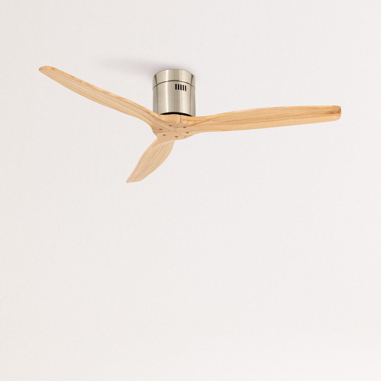 AIRCALM DC - Ultrasilent Ceiling Fan with Winter - Summer Function , imagen de galería 1