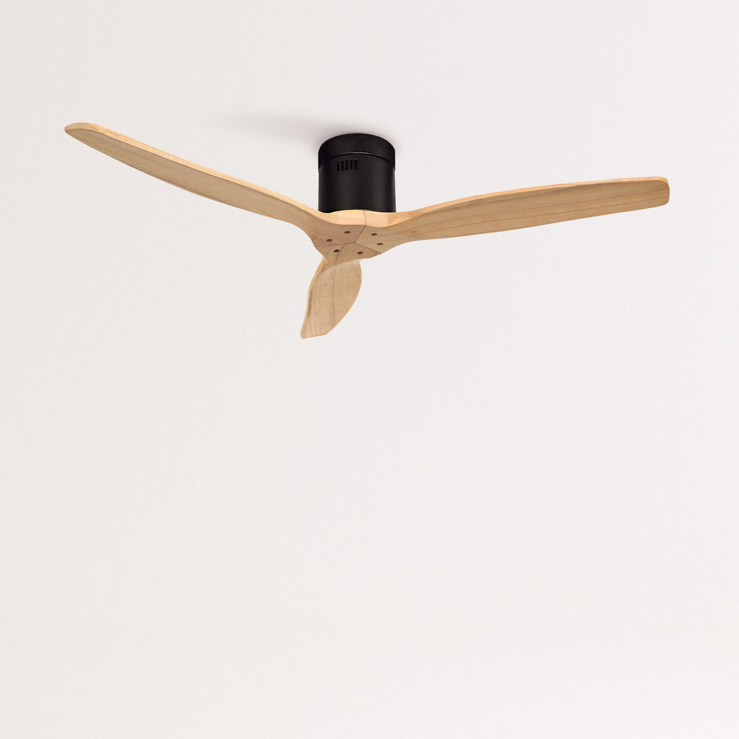 WINDCALM DC-MW - Ultrasilent Ceiling Fan with Summer - Winter Function, imagen de galería 1