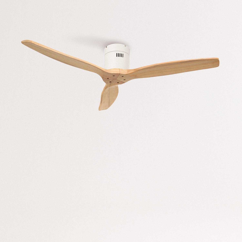 WINDCALM DC-MW - Ultrasilent Ceiling Fan with Summer - Winter Function, imagen de galería 1